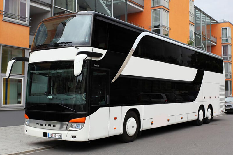 bus rental serbia belgrade