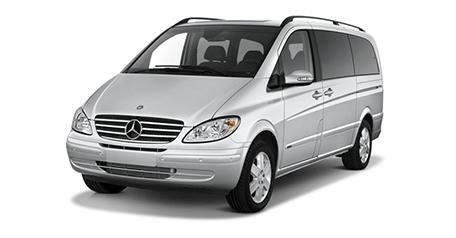 mercedes viano minivan 2013 limo service serbia belgrade